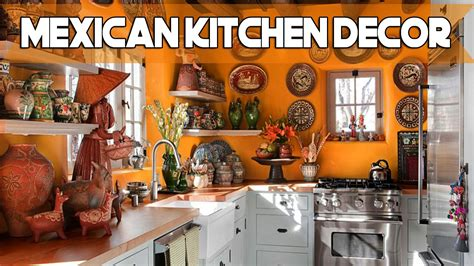 [daily Decor] Mexican Kitchen Decor  Youtube