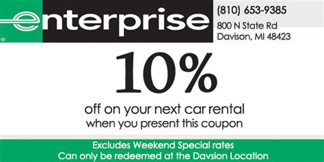 99302 Enterprise Canada Coupons by Enterprise Coupons 2015 Aprintable Coupon