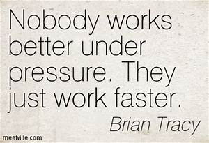 The Lie of 'Working Better Under Pressure' | IB Blog