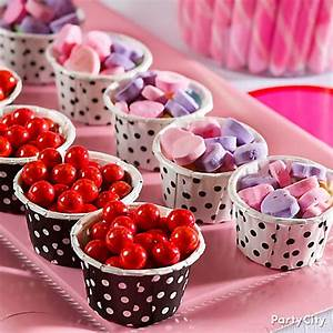 Valentines Day Candy Cups Idea - Valentines Day Treat