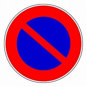 Panneau Interdit De Stationner : epi panneau rond interdiction de stationner ~ Dailycaller-alerts.com Idées de Décoration