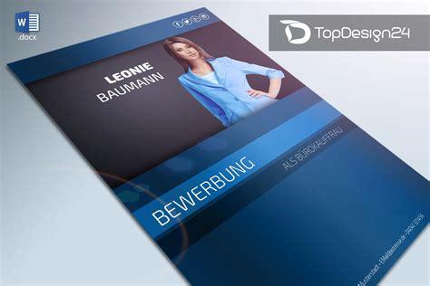 Bewerbung Design Kostenlos by Bewerbung Design Word Topdesign24 Bewerbungsvorlagen