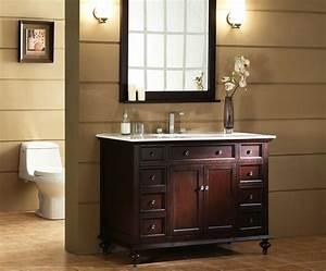 48 Xylem V GLENAYRE 48DK Bathroom Vanity Bathroom