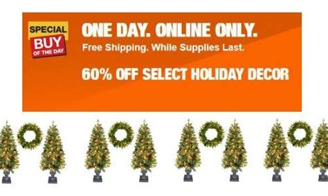 christmas tree coupons home depot home depot save on trees storage bins southern savers