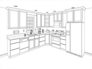 laying out kitchen cabinets free 3d kitchen cabinets designer planner solid wood 6864