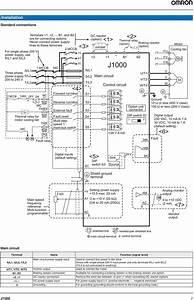 Yaskawa J1000 Wiring Diagram