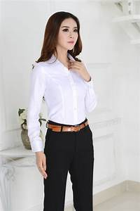 Ladies White Shirts And Blouses - Peach Sleeveless Blouse