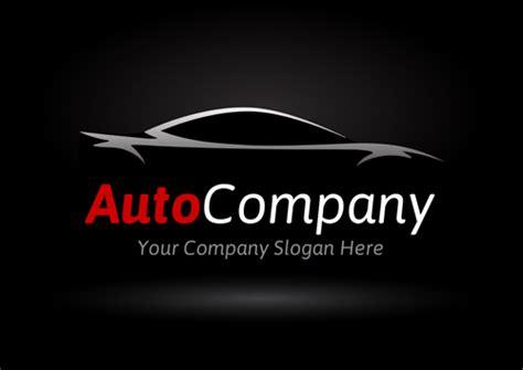 Auto Company Logos Creative Vector 08