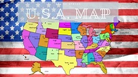 US State Map | Science Trends