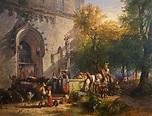 Leopold Museum Wien – Vienna   Friedrich Gauermann (1807 ...