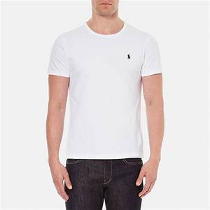 Polo Ralph Lauren Men's Short Sleeved Crew Neck T-Shirt ...