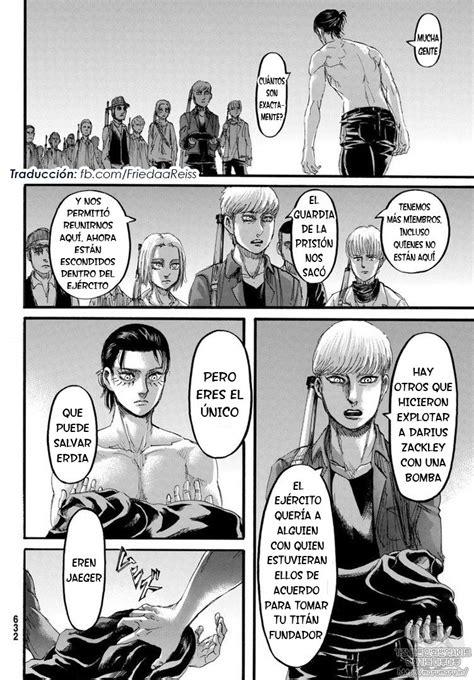 shingeki  kyojin  manga espanol