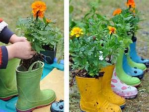 Garden decorating ideas on a budget - Easy DIY projects
