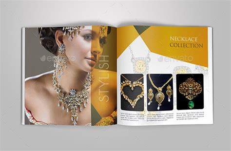 beautiful indesign fashion brochure templates web