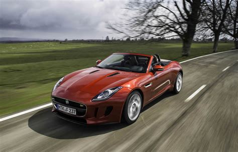 Rent Jaguar F-type S