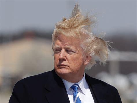 trump hair donald bad does bald head fake imgur trumps got piece 5k upvoters views