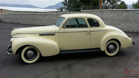 1940 Buick Special by 1940 Buick Special Sports Coupe In Vic