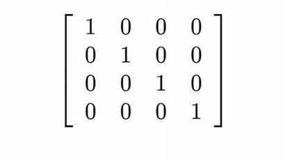 Matrix Identity Matrices Example Multiplication 4x4 Khan