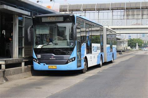 rute busway transjakarta  panduan koridor lengkap