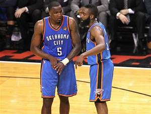 Kendrick Perkins blames James Harden for giving up on the ...