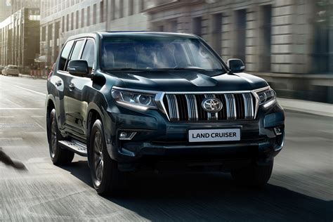 New 2018 Toyota Land Cruiser On Sale From £32,795 Auto