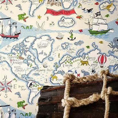 Treasure Map Sanderson Boys Sandersons Maps Wallpapers