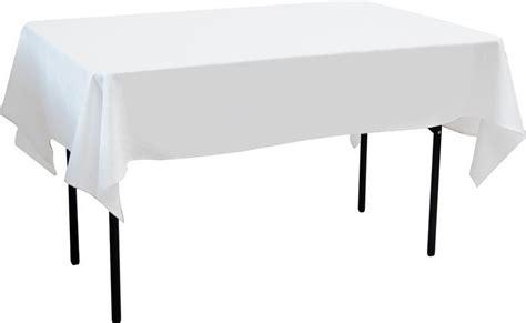 Tisch Mit Tischdecke tischdecke event f 252 r tisch 120x80 cm