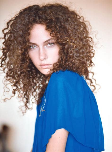small spiral perm the trends in s hairstyles and
