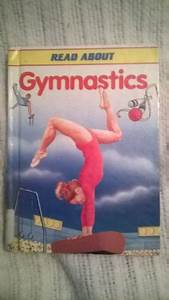 Free: READ ABOUT GYMNASTICS~Hardcover~Pre-owned~FREE ...