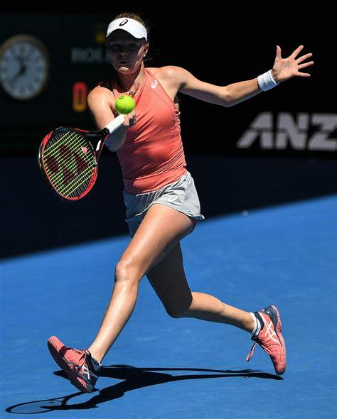 Harriet Dart Australian Open 01/14/2019 • CelebMafia