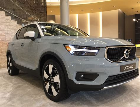 The New 2019 Volvo Xc40 — Puros Autos