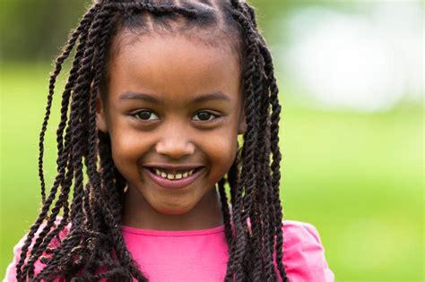 little girl hairstyles african american art   Hairstyles Blog