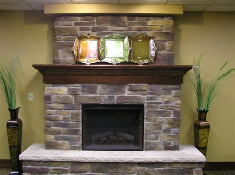 Fireplace Mantels Ideas Stone ? Awesome Homes : Cozy