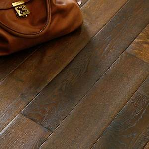 Colours Symphonia Coffee Solid Oak Flooring 1.4m² Pack ...