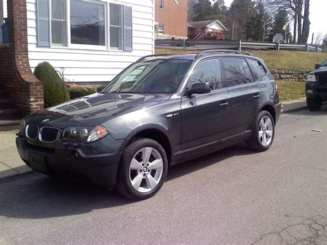 Bmw X3 Modification by Cool Chick528 2005 Bmw X3 Specs Photos Modification Info
