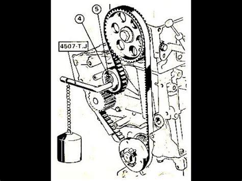 Mise au Point Moteur, calage peugeot c15- 309 - 205 - 106 ...