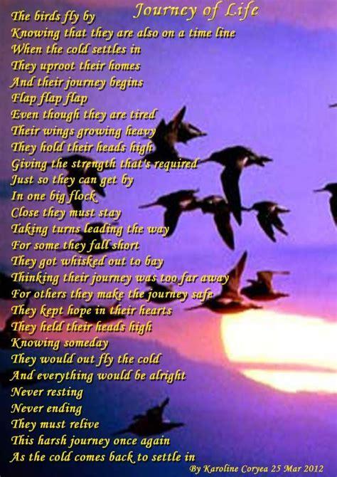 journey  life poem journey  life poems  teen