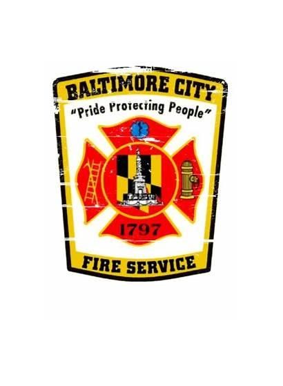 Fire Department Baltimore Shirt