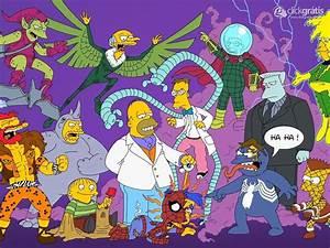 Papel De Parede Para Quarto Os Simpsons ~ Yazzic.com ...