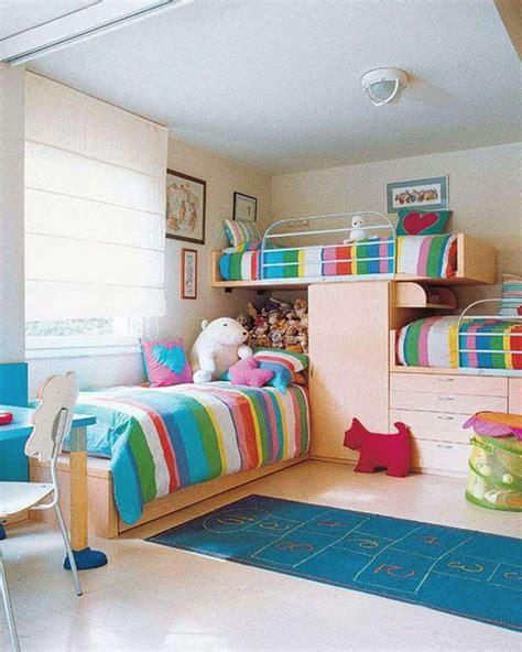Bedroom Designs For Girls With Bunk Beds  Fresh Bedrooms