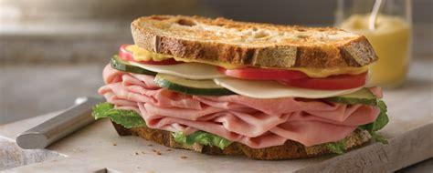 ham sandwich krakus foods