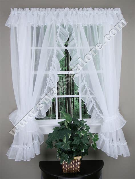 jessice sheer ruffled priscilla curtains style 2830 100