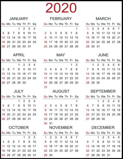 printable template calendar