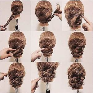 55 Easy Updos to Look Effortlessly Chic