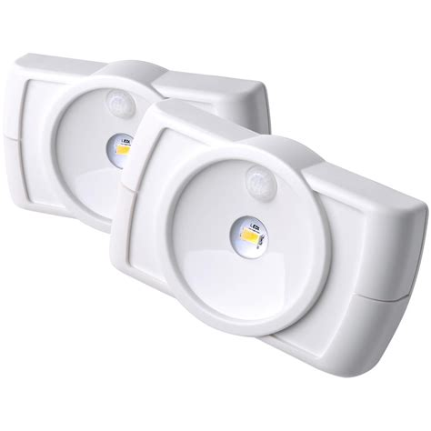indoor motion sensor lights 2 pk of wireless indoor motion sensor led slim lights