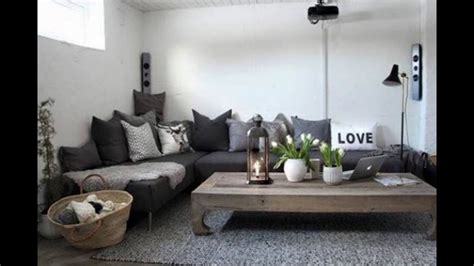 Sofa Decorating Ideas by Charcoal Grey Decorating I Decor I Decorative