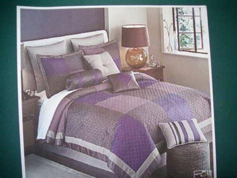 glow queen comforter queen jcpenney 10 pc new ebay
