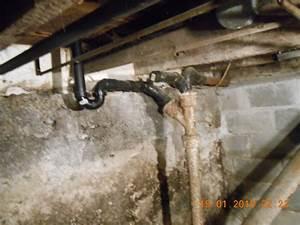 Plumbing Washing Machine Drain Into 4quot Cast Waste