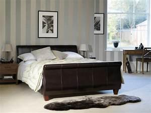 Papier Peint Chambre À Coucher : un papier peint design pour votre maison ~ Nature-et-papiers.com Idées de Décoration