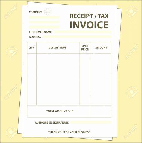 invoice receipt template sampletemplatess